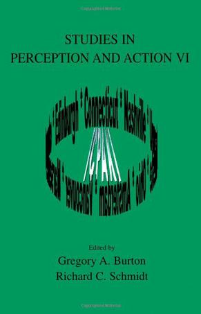 Studies in Perception and Action VI (Studies in Perception & Action)