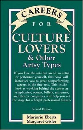 Culture Lovers & Other Artsy Types