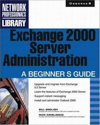 Exchange 2000 Server Administration
