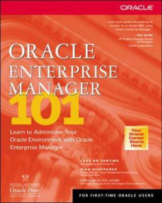 Oracle Enterprise Manager 101