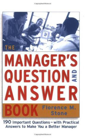 The Manager's Question and Answer Book