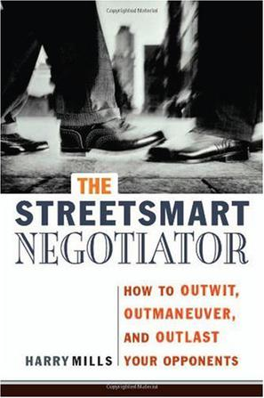 THE STREETSMART NEGOTIATOR