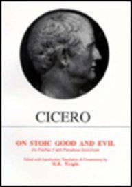 On Stoic Good and Evil