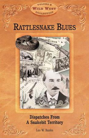 Wild West Volume 8 Rattlesnake Blues