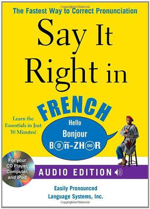 how to say right in french
