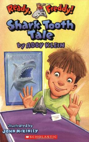 Shark Tooth Tale by ABBY KLEIN
