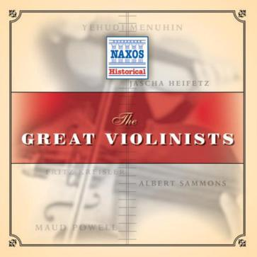 The Great Violinists