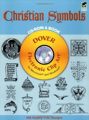 Christian Symbols CD-ROM and Book  基督教的符号象征