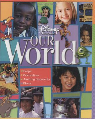 DISNEY Learning OUR World