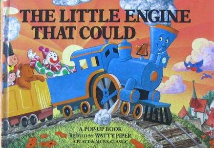 The Little Engine That Could Pop-up