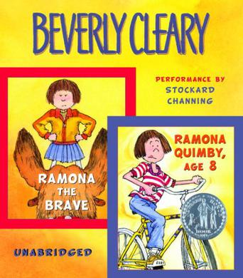 Ramona the Brave and Ramona Quimby, Age 8