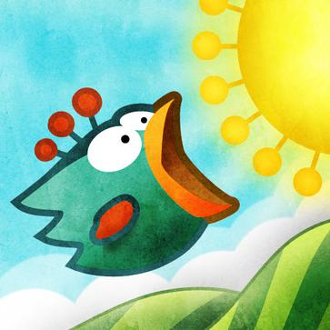 小小翅膀 Tiny Wings