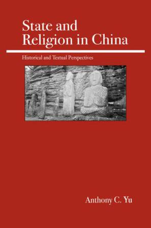 State and Religion in China