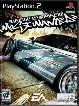 极品飞车9:最高通缉 Need For Speed 9: Most Wanted