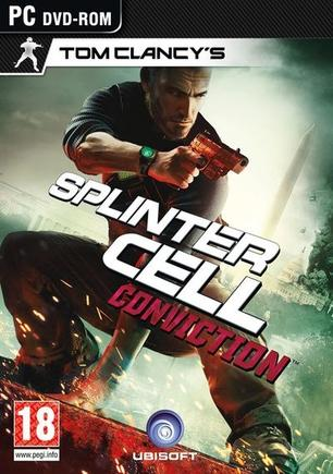 细胞分裂5:断罪 Tom Clancy's Splinter Cell: Conviction
