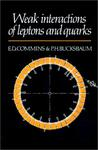 Weak Interactions of Leptons and Quarks