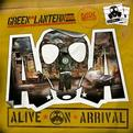 DJ Green Lantern Alive On Arrival (Mixtape)