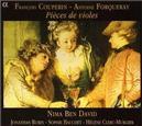 François Couperin / Antoine Forqueray: Pièces de Violes - Nima ben David, Bass Viol