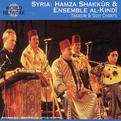 World Network27 - Syria -Takasim & Sufi Chants From Damaskus