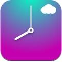 Climate Clock - Minimal Hourly World Weather Forecast (iPhone / iPad)