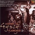 Legends of Gypsy Flamenco II (2-CD Set)