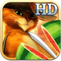 Fruit Ninja: Puss in Boots HD (iPad)