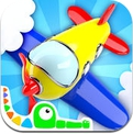 Build and Play 3D - Planes, Trains, Robots and More (iPhone / iPad)