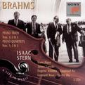 Brahms: Piano Trios Nos. 1, 2 & 3 / Piano Quartets Nos. 1, 2 & 3 (Isaac Stern - A Life in Music, Vol. 21)