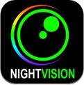 Night Mode (True night vision) Slow Shutter Photo and Video Camera (iPhone / iPad)