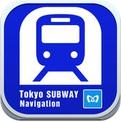 Tokyo Subway Navigation for Tourists (iPhone / iPad)
