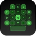 Led Keyboard - Light-emitting keyboard (iPhone / iPad)
