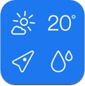 Weathercube - Gestural Weather (iPhone / iPad)