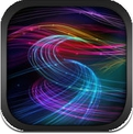 Gravity - Light Particles Manipulation App (iPhone / iPad)