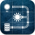 Gas Tycoon 3 - pipe puzzle mania! (iPhone / iPad)