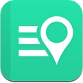 IdeaPlaces - Maps for Evernote, Dropbox, Photos (iPhone / iPad)
