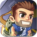 疯狂喷气机 - Jetpack Joyride (iPhone / iPad)