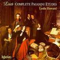 Liszt: Complete Paganini Etudes