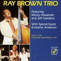 Ray Brown Trio - Live at the Concord Jazz Festival