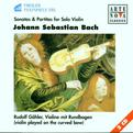 Bach: Sonatas & Partitas for Solo Violin (played on the curved bow)