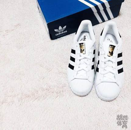 Adidas Originals SuperStarII 三叶草15款金标的图片