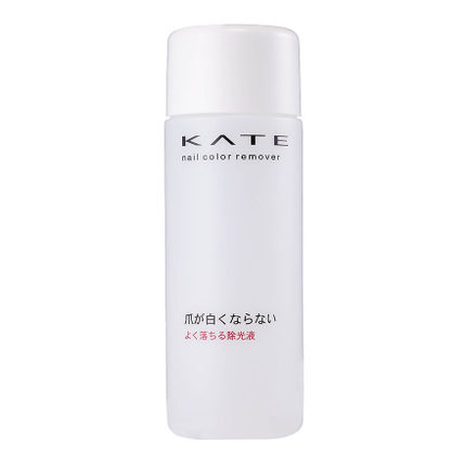 KATE 卸甲水 NAIL COLOR REMOVER 230ml的图片