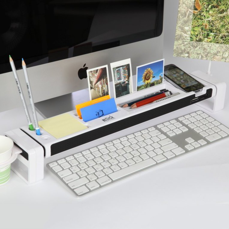 Satechi iDesk Multifunction Desktop Organizer的图片