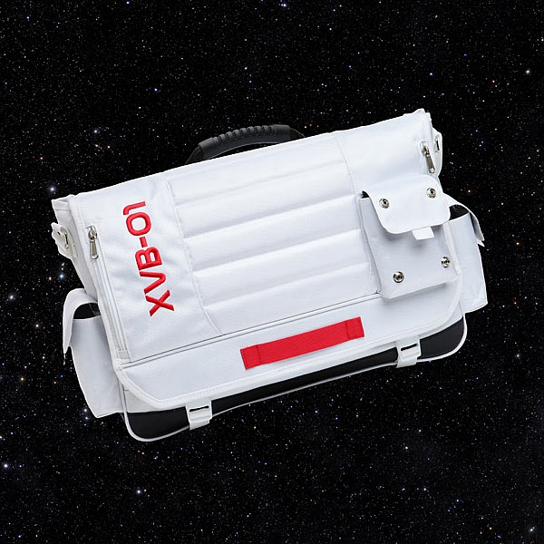 Space Odyssey Messenger Bag的图片