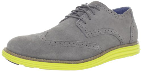 Mark Nason Skechers Men's Embolden Oxford,Grey,8.5 M US的图片