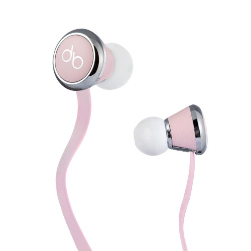 Monster Diddy Beats High Performance In-Ear Headphones With Control Talk (Pink)的图片