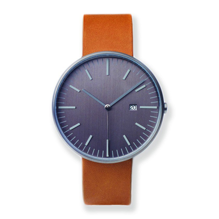 203 Series Gun Grey Watch by Uniform Wares - $460的图片