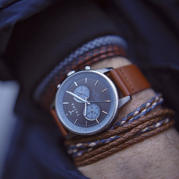 Walter Nevil Watch by Triwa的图片