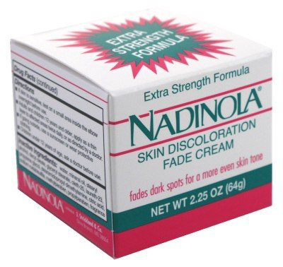 Nadolina Skin Bleach - Extra Strength 2.25 Oz. (Pack of 2)