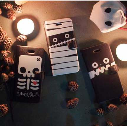 韩国Happymori_Monster Phone Case for iphone 6/6plus