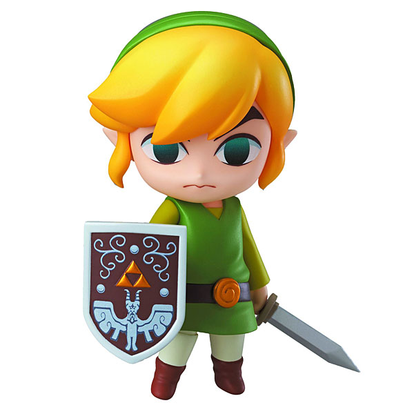 Legend of Zelda Wind Waker Link Nendoroid 塞尔达的图片